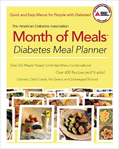 Month of Meals Diabetes Meal Planner - American Diabetes Association