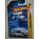 2006 First Editions #38 Volkswagen Karmann Ghia International Card Collectible Collector Car Mattel Hot Wheels