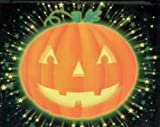 "Halloween Party Invitations w/ Envelopes - ""Jack-o-lantern"""