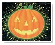 Jack-o-lantern Halloween Party Invitations