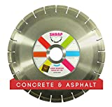 SHARP - Concrete & Asphalt Circular Saw Blade 14 inches, 3.5mm