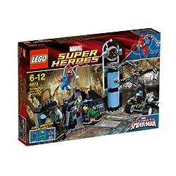 レゴ スーパー・ヒーローズ スパイダーマン™の奇襲攻撃 6873