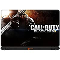Urban Monk Call Of Duty Black Ops Laptop Skin For 15.6 Inches Laptop