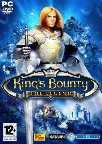 Télécharger sur eMule King's Bounty : The Legend