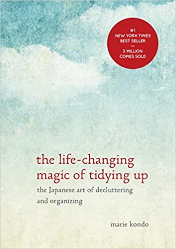 Organize Books: The Life-Changing Magic