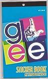 Glee Sticker Book ~ 95 Stickers by Skyhigh International