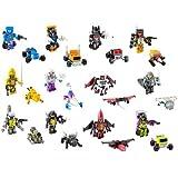 Kreon: Transformers Micro Changers Series 3 Complete Set Of 12