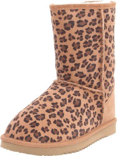Ukala Women's Ally Low Boot, Chestnut, 6 M
