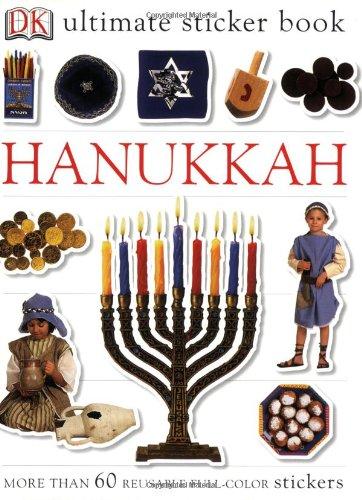 Ultimate Sticker Book: Hanukkah (Ultimate Sticker Books)