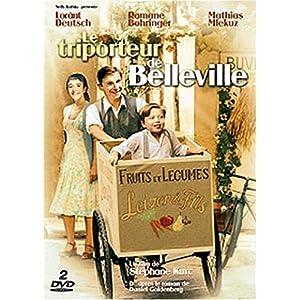 TRIPORTEUR TÉLÉCHARGER DE BELLEVILLE FILM LE