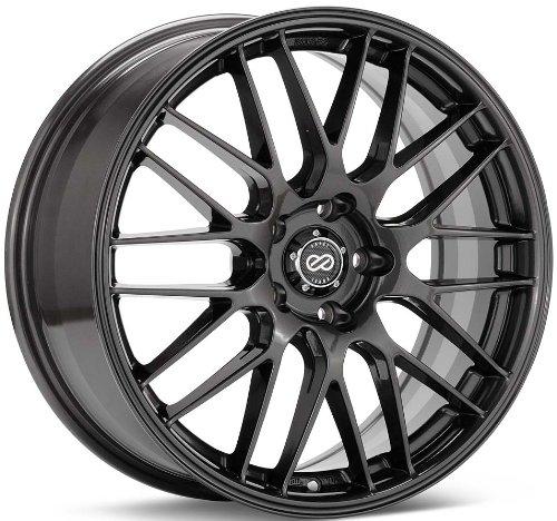 18×8 Enkei EKM3 (Gunmetal) Wheels/Rims 5×114.3 (442-880-6540GM)