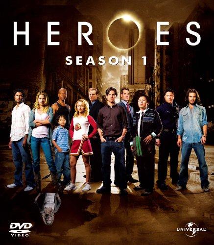 HEROES シーズン1 バリューパック [DVD]