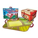 Neat Oh ZipBin Farmland Toy Box Playset, Multi Color