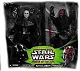 Star Wars Power of the Jedi 12 Inch Sith Lords Darth Vader and Darth Maul 2 Pack
