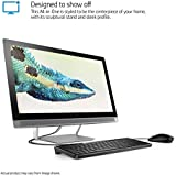 "2017 Newest Edition HP 24"" FHD(1920x1080) High Performance WLED-Backlit All-in-One Desktop PC, Intel Core I3-6100T..."