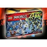 2015 NEW Lego Ninjago Titan Mech Battle - 70737