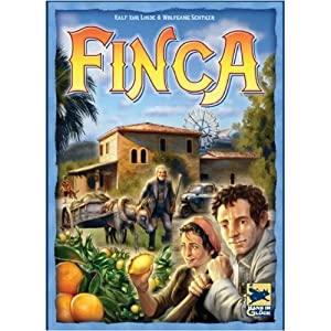 Click to buy Finca Board Game from Amazon!