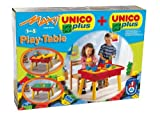 Mookie Play Table with 31 Unico Bricks by Mookie Toys
