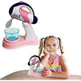 Toy Cubby Musical Pretend Play Toy Play Food Kitchen Mixer With Music And Lights