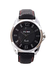 Turbo Youth Analogue White Dial Men's Watch - R100-001S