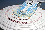Diamond Select Toys Star Trek VI: The Undiscovered Country: U.S.S. Excelsior Electronic Ship
