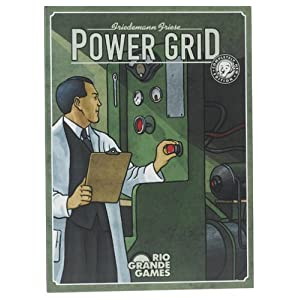 Click to buy Power Grid Board Game from Amazon!