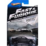 Hot Wheels Fast & Furious Fast Five 11 Dodge Charger R/T 8/8 by Mattel