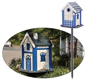 Vogelfutterhaus Vogelhaus im Landhausstil