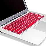 "Pashay Keyboard Skin For Apple Macbook Air/Pro/Retina 13.3"" & 15.4"" -Red"