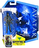 James Cameron's Avatar Movie 3 3/4 Inch RDA Action Figure Sean Fike with Face Mask
