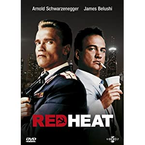 Red Heat [DVD]