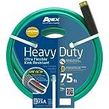 Apex 8509-75 Heavy Duty Kink Resistant 5/8-Inch By 75-Feet Water Hose