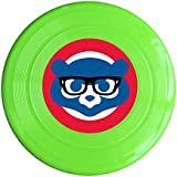 KellyGreen, One Size : XJBD Unisex Glasses Cubs Bears Outdoor Game, Sport, Flying Discs, Game Room, Light Up Flying, Sport Disc , Flyer Frisbee, Ultra Star Yellow One Size
