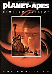 Planet of the Apes - The Evolution