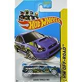 Hot Wheels 2014 Road Rally Hw Off-Road Subaru Impreza WRX 108/250
