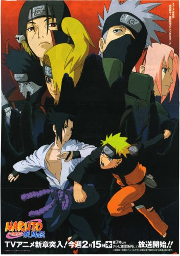 Streaming  Naruto Shippuuden - VOSTFR