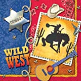 Wild Wild West Luncheon Napkins