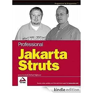 Jakarta Struts Book
