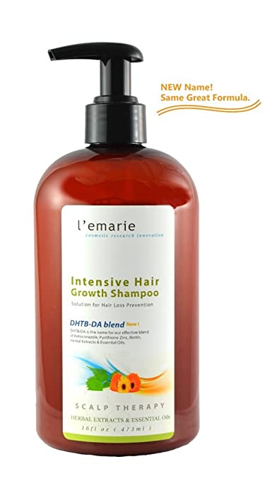 L'emarie Hair Growth & Hair Loss Shampoo for Men & Women