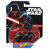 Hot Wheels Star Wars Kylo Ren Character Car, Multi Color
