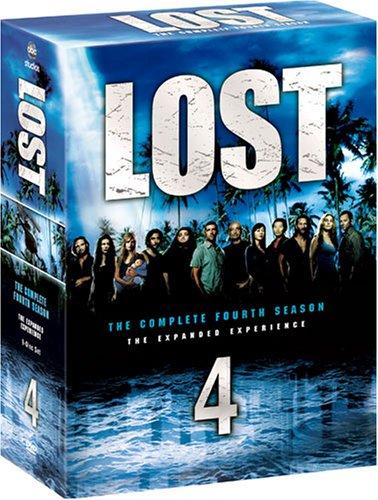 LOST シーズン4 COMPLETE BOX