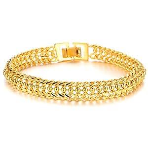 Amazon.com: Elove Jewelry Classic Womens 18k Gold Plating