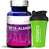 Advance Nutratech Beta-Alanine Pre-workout 100 Gm Unflavoured With Shaker