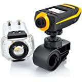 AT90 FULL HD 1080P Extreme Sports Action Camera DVR Cam Camcorder Waterproof