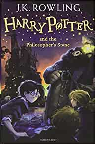 11 'Harry Potter and the Sorcerer's Stone Book