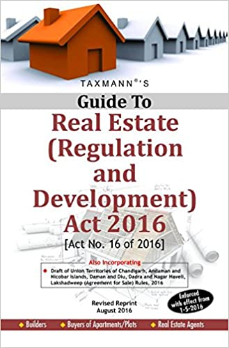 Guide to Real Estate (Regulations and Development) Act 2016