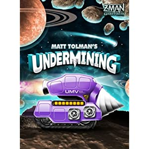 Click to buy Undermining Board Game from Amazon!