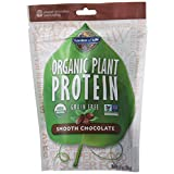 Garden Of Life Organic Plant Protein, Smooth Chocolate, 280 Gram