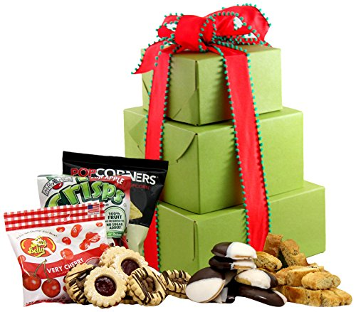 Gluten free gifts archives gluten free down home cooking holiday delight gluten free gift tower negle Choice Image