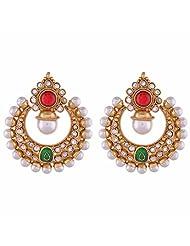 Soumya Jewels Chaand Bali Pendant Set